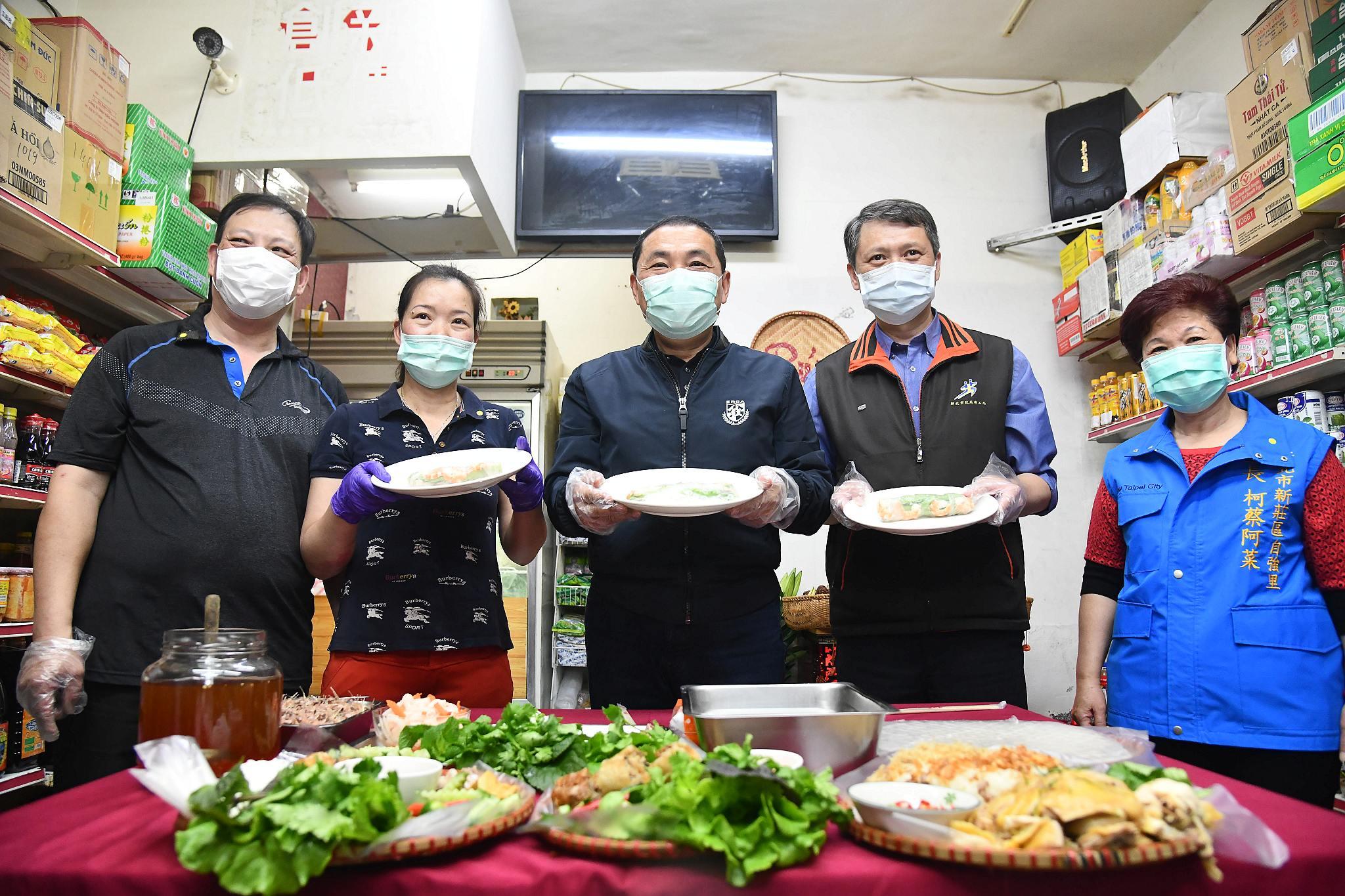 用溫暖的雙手煮出道地越南家鄉菜解新住民思鄉苦